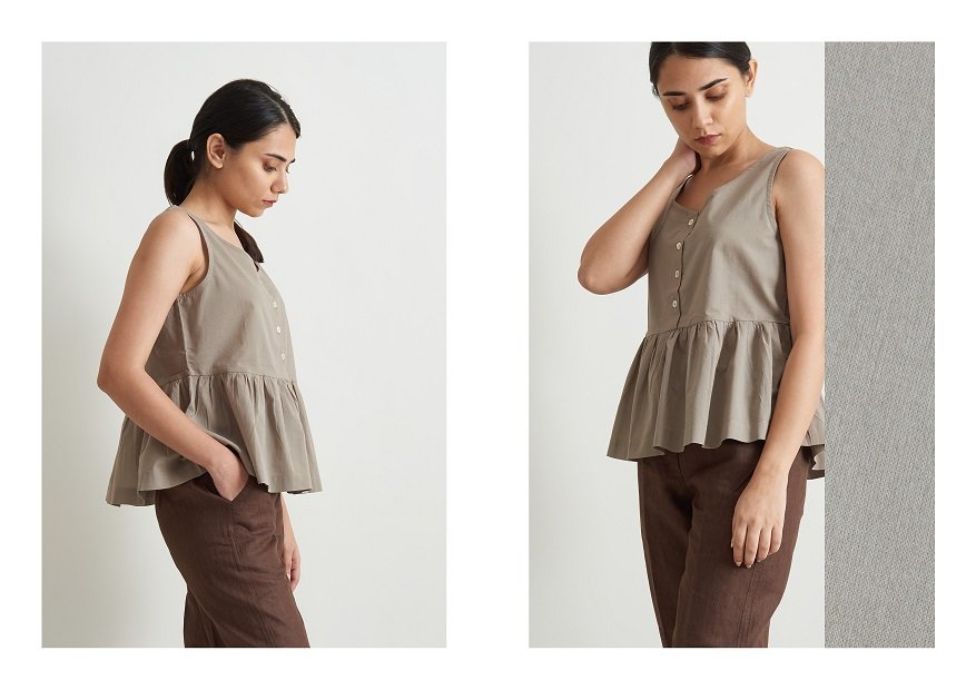 patrah.com Organic Clothing Linen Fashion