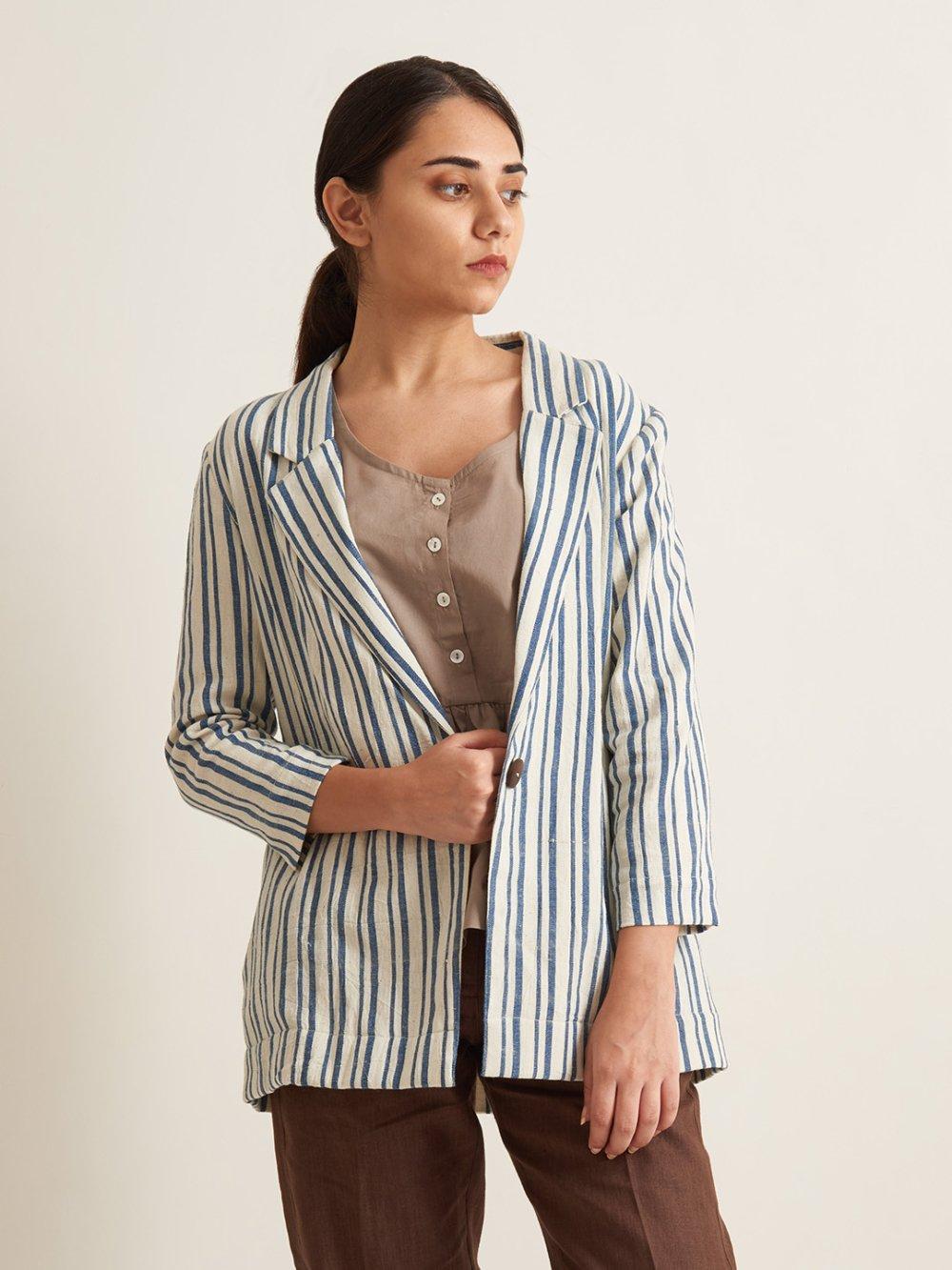 Organic Clothing Linen Women Shirt