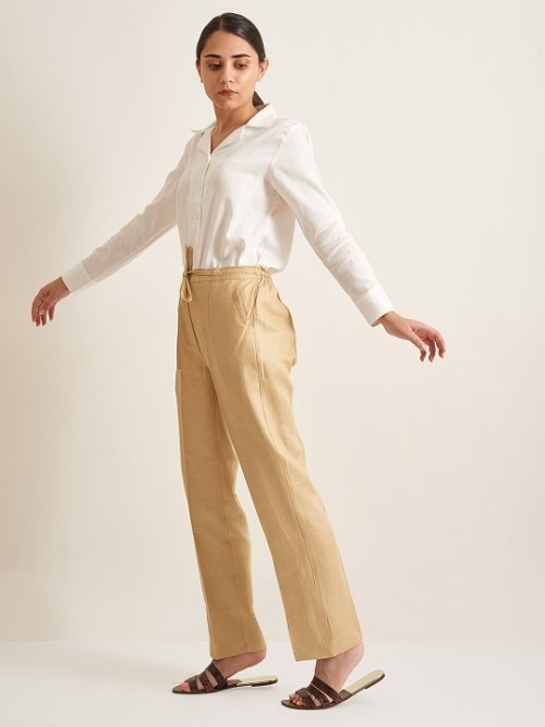 Organic Clothing Linen Women