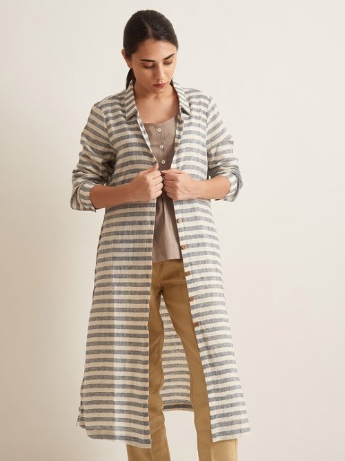 Organic Clothing Linen Fashion