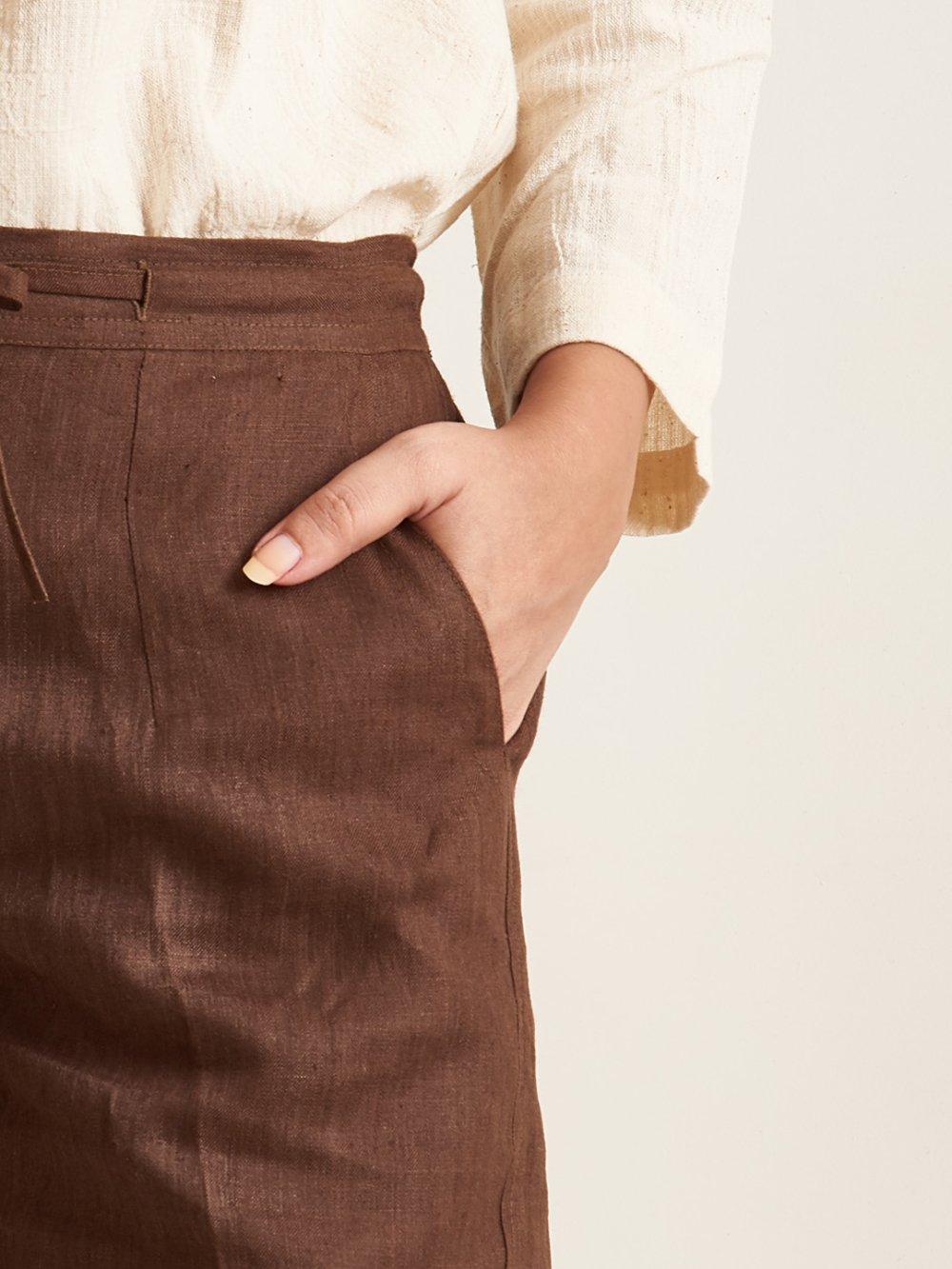 patrah.com Organic Clothing Linen