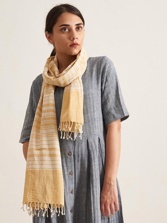 Organic Clothing Scarf By patrah.com